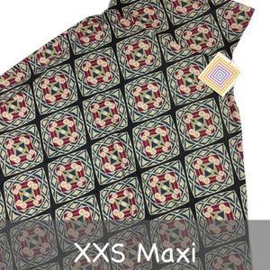 XXS Maxi Skirts LuLaRoe